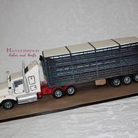 Kenworth Cattle Truck