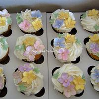 Birthday Cuppies by Cupcakes 'n Candy