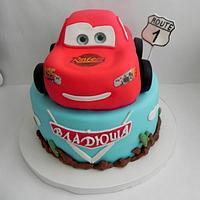 First birthday Cars