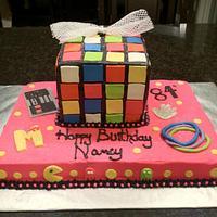 80's Birthday by Dawn Henderson
