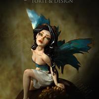 Steampunk time fairy