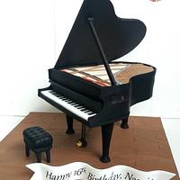 Steinway & Son's Grand Piano