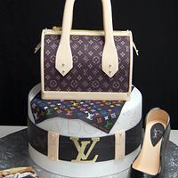 Louis Vuitton & Louboutin