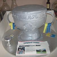 Sam Mcguire Cup cake