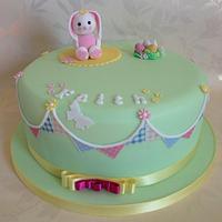 Faiths first birthday