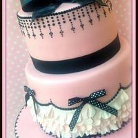 The Burlesque Beauty!  by Clairella Cakes