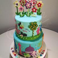 CAKE FINALIST -il mondo dell'infanzia-