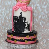 caker buddies Valentine Collab: love is a battlefield