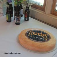 Founder's Grooms Cake