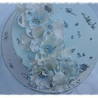 Cake for a young lady by Jeanette's Cake Creations and Courses
