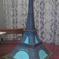 Eiffel Tower - Sweet 16 French Class