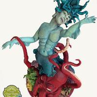 hombre marino - Fantasticas criaturas challenge