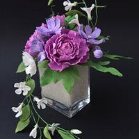 Flowers by Galagonya