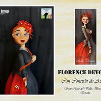 Spring Art Collab - Kelly Vivanco Paint by Florence Devouge