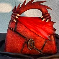 Dragon purse