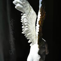 Angel - Sweet Angels Challenge by Sandra Smiley