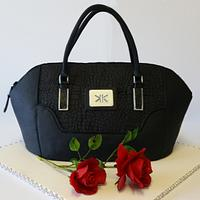 Kim Kardashian Hand bag  by Unusual cakes for you