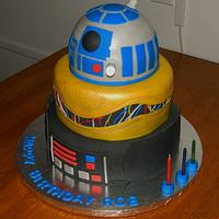 Star Wars by Maureen