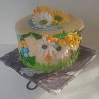 Rachel's Birthday Cake