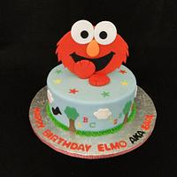 Elmo by Elisa Colon