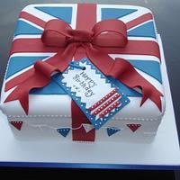 'Jubilympic' Cake