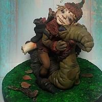 Elf (sugarcraft show Cork)