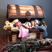Christmas Toy Chest