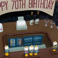 Pub Bar cake by Deb-beesdelights