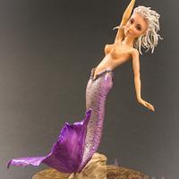 Mermaid made in Chocolate