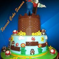 Mario's Cake