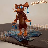 Sweet summer collaboration - wet as a mouse