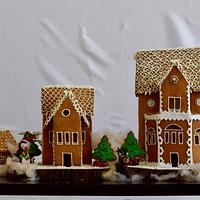 Radiance - gingerbread house