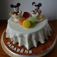 Grandma anniversay cake