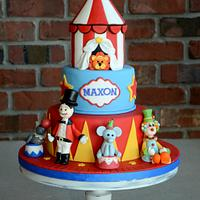 Big Top & Smash Cake