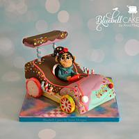 Wreck It Ralph Cake!!