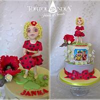 """Sweet doll """"Tanculienka"""""""