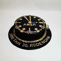 Time cake