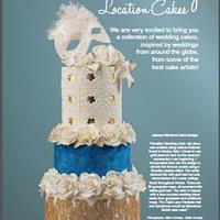 Venetian Wedding Cake