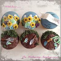 Gardening Mother's Day  by Kimberly Fletcher
