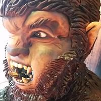 Universal Monsters Wolfman by Cacalicious