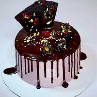 Chocolate + Strawberry