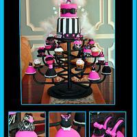 Antonia Gorga's Fashion Starlet Cake