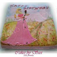 Princess Aurora by CakesbySasi