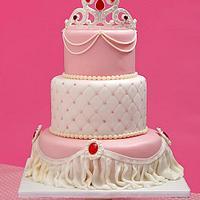 princess Camilla's cake