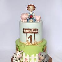 Farm cake..