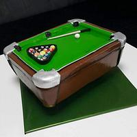 Billiard cake