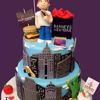 Eugene's NY Cake by Jennifer