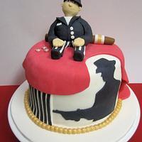 Gangster Cake