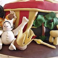 Where the Wild Things Are. by Imaginarium Cakes