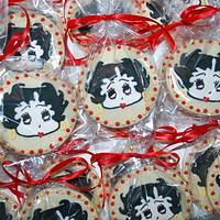 Betty Boop Cookies!